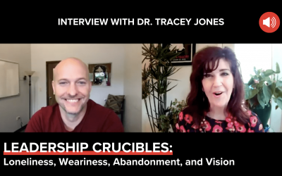 BLP 41. Leadership Crucibles: Loneliness, Weariness, Abandonment, and Vision