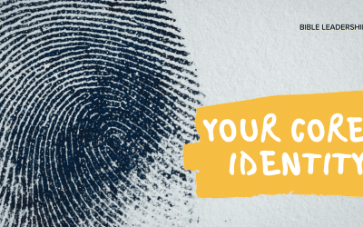 Your Core Identity | Don't Call it a Comeback